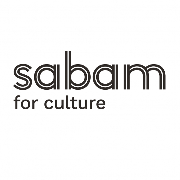 Logo Sabam for Culture
